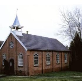 oude foto kerkje